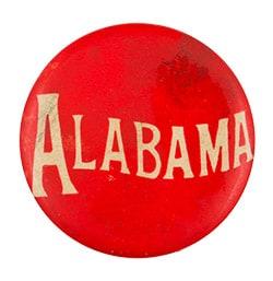 Alabama circle coke logo